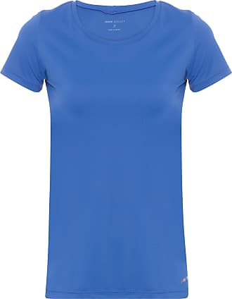HOPE RESORT T-shirt Manga Curta - Azul