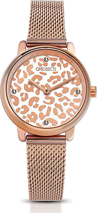 Opsobjects Orologio Solo Tempo Donna Ops Objects Bold Animalier OPSPW-628