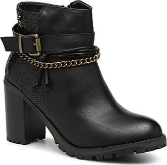 e897f1a3d1ec94 Refresh Pauline 63132 - Stiefeletten   Boots für Damen   schwarz
