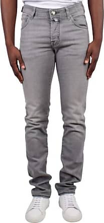Jacob Cohen Slim Fit Jeans in grauer Waschung - 38