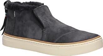 Toms Paxton Shoes faux fu