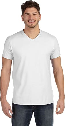 Hanes Mens Classics V-Neck Tee (Pack of 6)