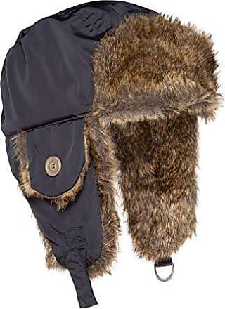 Damen Mütze Schapka  Wintermütze mit Kunstfell in verschiedenen Farben NEU