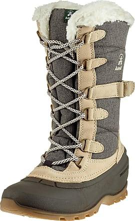 kamik SNOVALLEY2 Womens Snow Boots, Brown (Brown-BRN), 5 UK (38 EU)