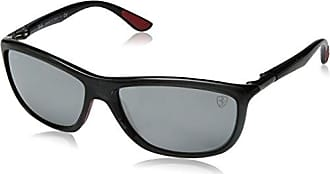 dc348807a8 Ray-Ban Mens 0rb8351mf6116g60plastic Man Non-Polarized Iridium Square  Sunglasses
