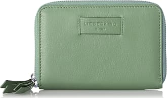 Liebeskind Essential Sophia Wallet Large, Womens Wallet, Green (Hedge Green), 4x11x17 cm (B x H T)