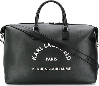 Karl Lagerfeld Mala Rue St Guillaume - Preto
