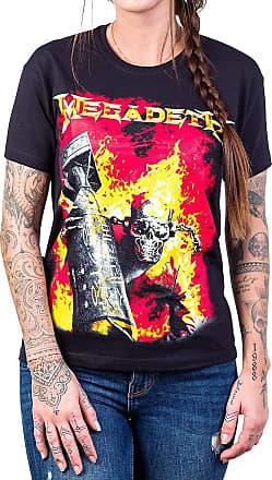 Bandalheira Camisetas Megadeth Arsenal Preta