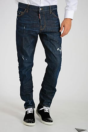 Dsquared2 Jeans SEXI TWIST In Denim Stretch 17cm taglia 50 7066dd8f7557