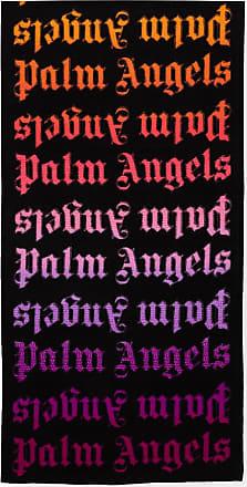 Palm Angels Schal - SCHWARZ/ LILA/ ROSA