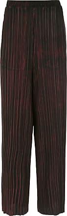 Uma Clara palazzo pants - Red