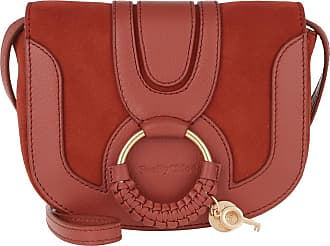 See By Chloé Cross Body Bags - Hana Mini Bag Faded Red - red - Cross Body Bags for ladies
