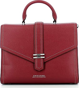 Ermanno Scervino Top Handle Bag New Eloise Ermanno - Red - One size
