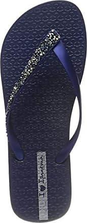 IPANEMA Zehentrenner Badeschuh CLAS BRASIL II Fem blau pink blue Thongs NEU