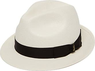 74e585af2 Men's White Fedora Hats: Browse 10 Brands | Stylight