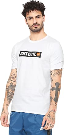 Nike Camiseta Nike Sportswear M Nsw Tee Hbr 1 Branca 8a82d947cd369