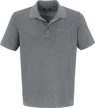 Bugatti Polo shirt short sleeves Bugatti grey