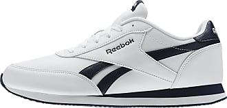 Reebok Reebok Royal Classic Jogger Shoes Sneaker Herren in White / Collegiate Navy, Größe 42 1/2
