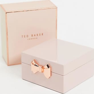 Ted Baker small jewellery box-Pink