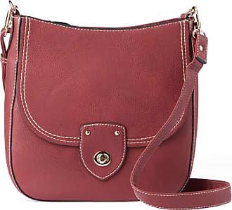 Tom Tailor Tom Tailor Acc Jolanda, Womens Cross-Body Bag, Red (Rot), 29x28.5x8 cm (W x H L)