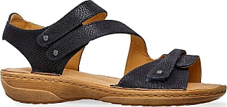 38ac025f4e Van Dal Womens Harty Casual Velcro Leather Sandals