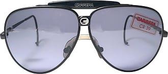 0654ec82ca03e Porsche Design New Vintage Carrera Aviator Oversized 5543 Black Large 1970s  Sunglasses Austria
