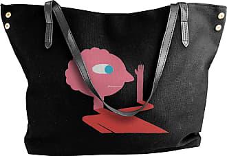 Juju Adventure Time Womens Classic Shoulder Portable Big Tote Handbag Work Canvas Bags