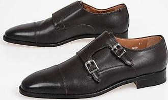 Corneliani Patent Leather Monk Strap size 7,5