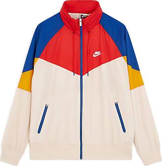 quality design d0098 05e7d Nike WINDRUNNER HD+ NIKE BLANC ROUGE BLEU XS HOMME NIKE BLANC ROUGE