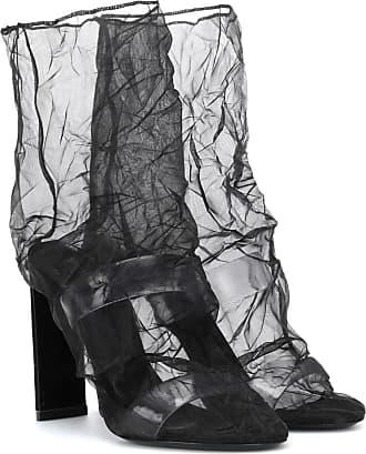 Nicholas Kirkwood DArcy 105 organza ankle boots