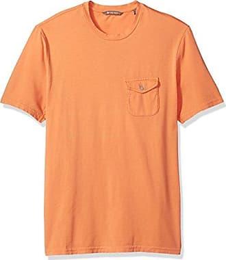 Michael Bastian Mens Short Sleeve Raglan Stay Wild Graphic Sweatshirt