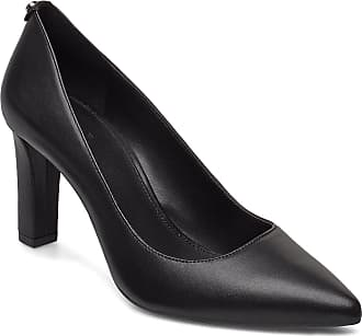 Michael Kors Abbi Flex Pump Shoes Heels Pumps Classic Svart Michael Kors Shoes
