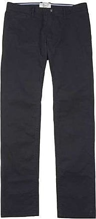 Original Penguin P55 Slim Stretch Chino True Black - cotton | 32/32L