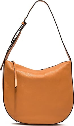 Gianni Chiarini petra medium orange shoulder bag