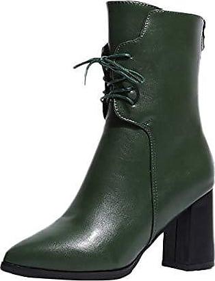 billig zu verkaufen abholen wie man kauft Damen-Stiefel in Grün Shoppen: bis zu −40% | Stylight