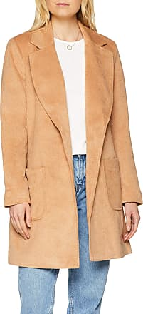 Pieces Womens Pcdebby Belt Trenchcoat Bf Coat, Brown (Camel Camel), 12 (Size: Medium)