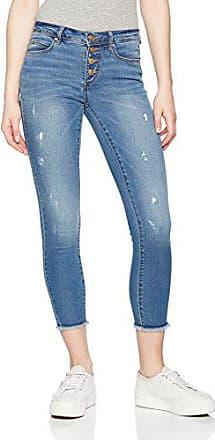50ea4bea96fc02 Only Damen onlCARMEN REG SK BUT AN DNM Jeans BJ8758 Jeanshose