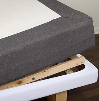 Värnamo of Sweden Ramklädsel 105 cm ställbar säng linne, värnamo of sweden