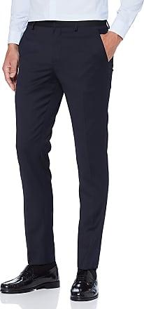 Selected Homme Mens Slhslim-mylobill Trouser B Noos Suit, Blue (Navy Blazer Navy Blazer), W38 (Size: 54)