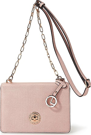 L.Credi Bag made of synthetic L. Credi pale pink