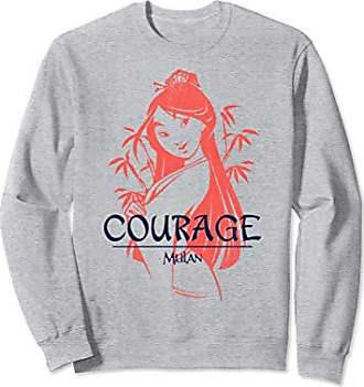 Disney Mulan Courage Tonal Vintage Graphic Sweatshirt