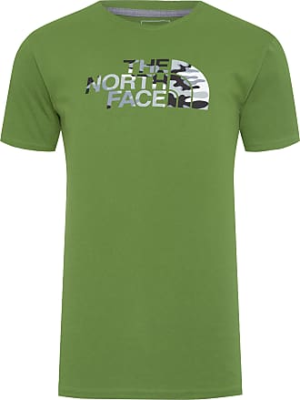 The North Face T-SHIRT MASCULINA HALF DOME TEE - VERDE