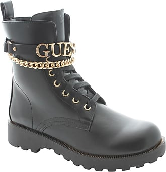 Outfits mit GUESS Boots ''FL7FEN FAL10'' bruin (0 Outfits