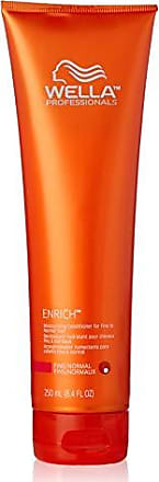 Wella Enrich Moisturizing Conditioner for Fine to Normal Hair for Unisex, 8.4 Ounce