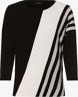 OPUS Damen Shirt - Supala schwarz