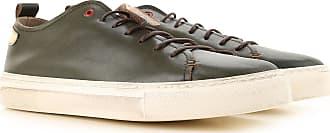 Wally Walker Sneaker Uomo On Sale, Verde, pelle, 2019, 40 41 42 43