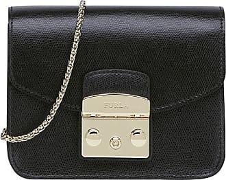 7ec32575c618 Furla METROPOLIS mini borsa a bandoliera onyx