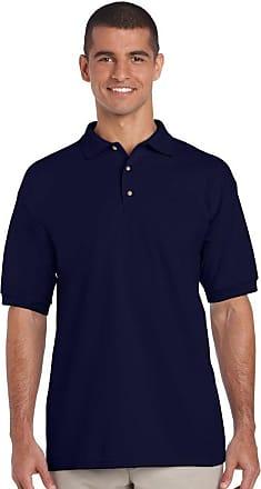 Gildan Gildan 3800: Heavy Pique Polo Shirt - blue - L