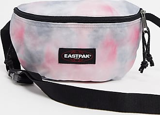 Eastpak Springer - Gürteltasche mit Batikmuster in Rosa-Mehrfarbig