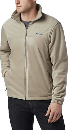 Columbia Mens Steens Mountain Full Zip 2.0 Fleece Jacket, Tusk, Large